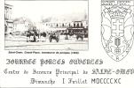 SAINT OMER (Pas De Calais). Journée Portes Ouvertes Caserne Des Pompiers 1990 - Saint Omer