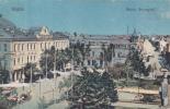 BRAILA Str. Arhangheli,rare Postcard Original Vintage Romania. - Romania