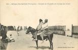 Couple De Ouolofs En Voyage De Noces. Afrique Occidentale Française. 2 Scans. Fortier 231 - Noces