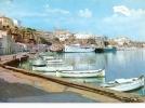 Menorca Vista Parcial Del Puerto - Menorca