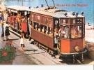 Tramway Bus Mallorca Puorto De Soller  Treno Tram Cittadino - Mallorca