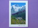 CP BERNARD GRANGE Vallée Fleurs, Lac, Montagne, Village PHOTOGRAPHE - Ilustradores & Fotógrafos