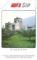 *ITALIA: SERIE TURISTICA - VALLE D'AOSTA: SARRIOD (P197)* - Scheda Usata - Italia
