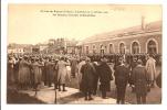 CARTE POSTALE VUE ARRIVÉE DES RECRUES D´ALSACE À LUNEVILLE  FÉVRIER 1920 - Postmark Collection (Covers)