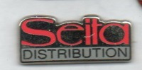 Tabac Seita Distribution  , En Zamac , Signé Pichard - Otros