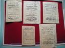 Pochettes Photos -photographie Alix A Bagneres De Bigorre-pub Kodak Lumiere - Unclassified