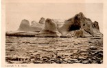 "Newfounland-USA ""Iceberg"" Mailed Photo Post Card 1949 - Altri"