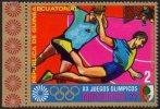 ECUATORIAL GUINEA 1972 - OLYMPIC GAMES MUNICH 1972 - HANDBALL - MINT - Pallamano
