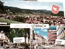 GERMANY  LORRACH  VUES VB1963  DK12993 - Loerrach
