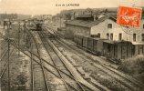 CPA - 52 - LANGRES - Gare De Langres - Coin Droit écorné - 341 - Langres
