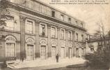 """CPA - 76 - ROUEN SIEGE SOCIAL ET PROPRIETE DE """" LA NORMANDIE """" , SOCIETE D'ASSURANCES MUTUELLES CONTRE L'INCENDIE - Rouen"""