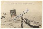 SENEGAL - N° 703 - PETITE-COTE - JEUNE PIROGUIERE FADIOUTH - CHEZ LES FADIOUTHS CE SONT GENERALEMENT LES FEMMES QUI - Senegal