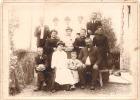 PHOTO - 18cm X 13.5cm - 1904 -tenues D'hiver Et Coiffures Têtes à Chignons , La Mode 1900 - Fotos