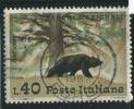1967 Italie - Ours Brun Des Abruzzes - 40 Lires