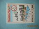 MONACO PHIL 2011   CLUB ALPIN MONEGASQUE   MONTE CARLO - Cartes-Maximum (CM)