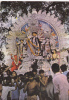 Durga Image Immersion, Calcutta, India, 1950-1970s - India