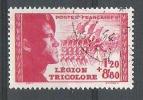 France N° YVERT 566 OBLITERE - France