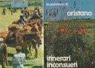 C0499 - Brochure Turistica Provincia Di ORISTANO EPT 1980/ - Turismo, Viaggi