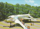 00329 Novosibirsk Airplane Cafe For Children  Old USSR PC - 1946-....: Ere Moderne