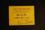 Bon Société De St Vincent De Paul - Tonneins - Lot Et Garonne / Viande - Bonds & Basic Needs