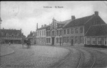 """Eeckeren Ekeren (Antwerpen,Kapellen) """"De Markt"""" Hoelen 4368 !! Mooie Kaart (verzonden,zegel,stempel,beschreven) !! - Antwerpen"""