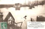 CATASTROPHE DE MONTREUIL -BELLAY NOVEMBRE 1911 TRAIN D'ANGERS A POITIERS REF 23412 - Catastrofi