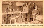 Kriegsgefangenenlager, HAASSEL, Tischler-Werkstatt, Menuiserie, Joiner's Workshop (p.o.w. Camp, Prisonniers De Guerre) - War 1914-18