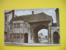 Glastonbury The Abbey Gatehouse - Angleterre