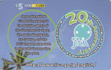 Micronesia, FSM-R-075, $5,20th Anniversary Of JICA, 2 Scans. - Micronesia