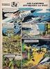"""Planches Tanguy Et Laverdure """" Les VAMPIRES ATTAQUENT La NUIT """" Prépubliées Le 11/6/1970. Charlier Et Jijé - Livres, BD, Revues"""
