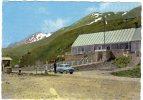 CPSM 04 : COL DE LARCHE - Frontière Italie - Maison Internationale - Ed. MAR à Nice - Douane - Auto - France
