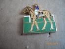 "1 Pin""s Cheval Hippodrome D Evry Fermer - Pin's & Anstecknadeln"
