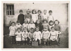 Ecole   Luzy  Dufeuillant  Photo  Clase  Enfantine        Beaurepaire   1948 - Beaurepaire