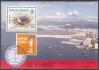 1384 ✅ Fauna Marine Life Crab Omnibus Expo Hong Kong '97 1997 Solomon Isl S/s MNH ** - Marine Life