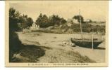 CPA LA PLAINE 44  Port Giraud Rendez Vous De Pêcheurs Barque - La-Plaine-sur-Mer