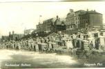 Borkum V.1928 Steigende Flut & Hotels (21217) - Borkum