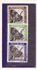 Republic De Haute Volta - Upper Volta - Elephant Official Stamps - Scott # O1-O3 - Upper Volta (1958-1984)