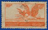 1946  -  Asie  -  République Libanaise  -  Poste Aérienne  -  Hérons  - 10 Pi Orange - - Lebanon