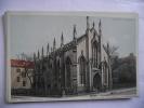 Cpsm Charleston Huguenot Church - Charleston