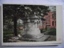 Cpsm Charleston John C Calhouns Grave - Charleston