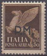 ITALIE  N°14__OBL VOIR SCAN - Military Mail (PM)