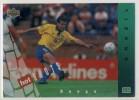 1994 Upper Deck World Cup Soccer Super Star From Brazil DUNGA HOT SHOT Insert Card - Soccer