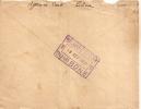 Lettre - Algérie - Bone - Constantine - Agence Cook Wagons Lit Us 1950 Marcophilie Pour St Geoire En Valdaine