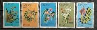 Ghana 1984 N° 840 / 4 ** Flore, Fleurs - Ghana (1957-...)