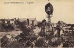 89  // /  CRUZY LE CHATEL  VUE GENERALE  AVEC DEUX EOLIENNES - Cruzy Le Chatel