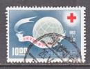 Rep.of China 1376    (o)  RED CROSS  GLOBE - 1945-... Republic Of China