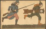LE GRAND BONHEUR DE 1915 - Hansi