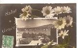 """FANTAISIE """"SALUT DE GENEVE """" PLACE DES ALPES (MARGUERITES) REF 23435 - GE Genève"""