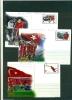 TURQUIE JAPON-KOREA 2002 3 ENTIER POSTAL  NEUFS - Wereldkampioenschap