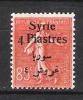 Syrie 139 **  TB - Non Classificati